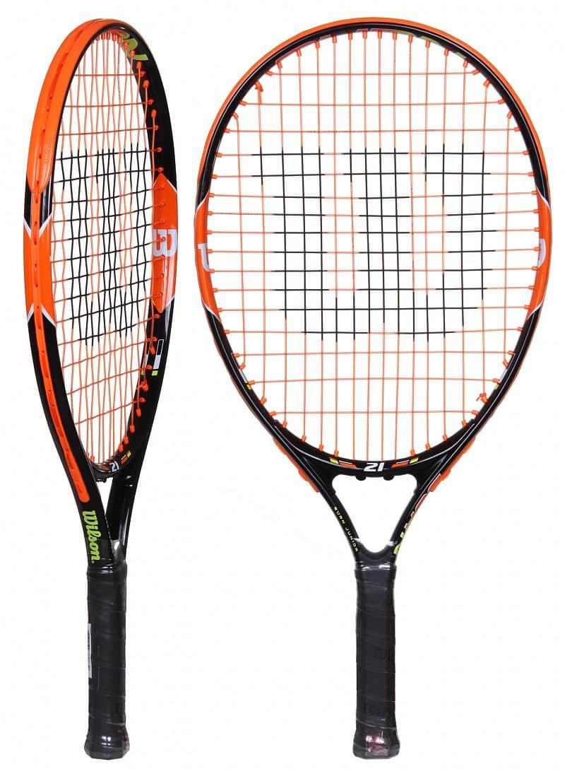 Burn 2016 juniorská tenisová raketa