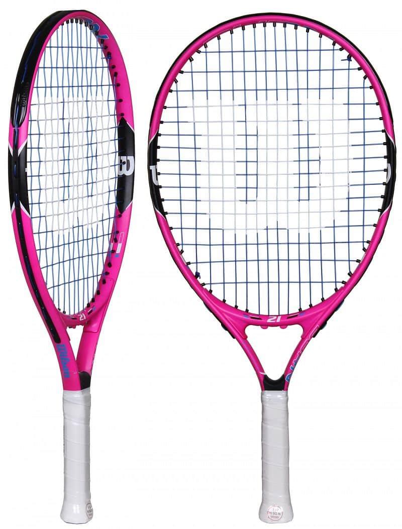 Burn Pink 2016 juniorská tenisová raketa