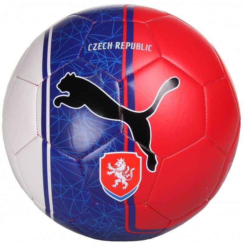 Czech Republic Fan fotbalový míč č. 5