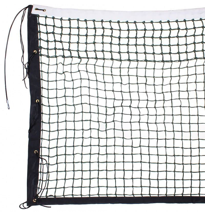 tenisová síť TN 32 D dvojitá, lanko