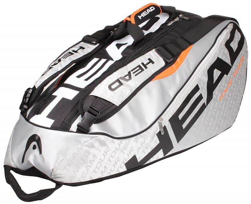 Tour Team 9R Supercombi 2016 taška na rakety modrá