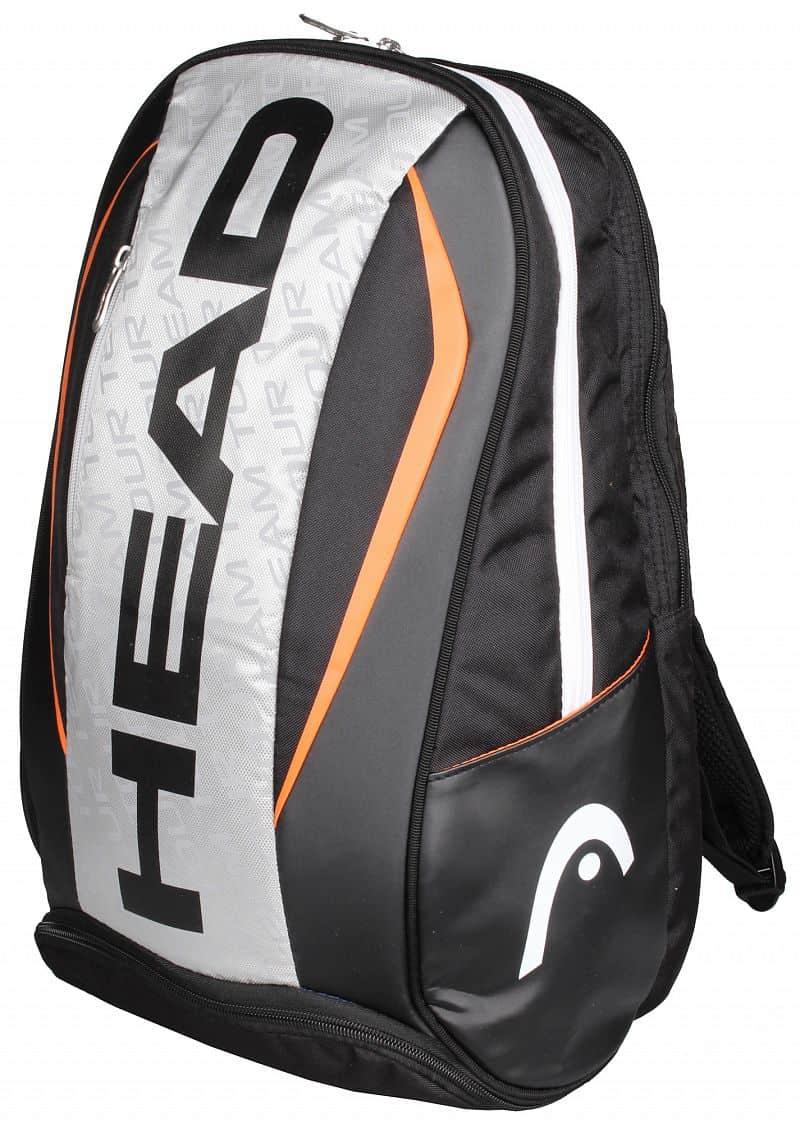Tour Team Backpack 2016 sportovní batoh stříbrná