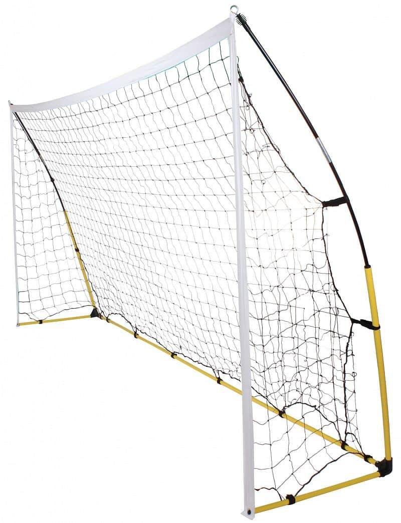 skládací fotbalová branka 366x180x70cm