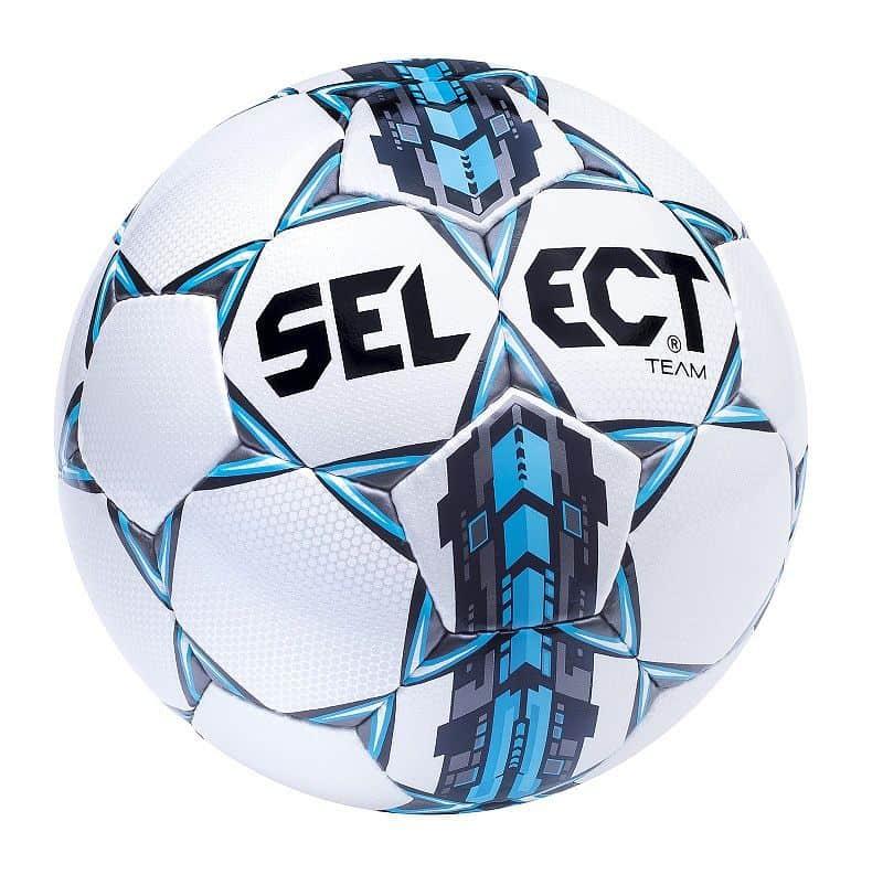FB Team fotbalový míč č. 5;bílá