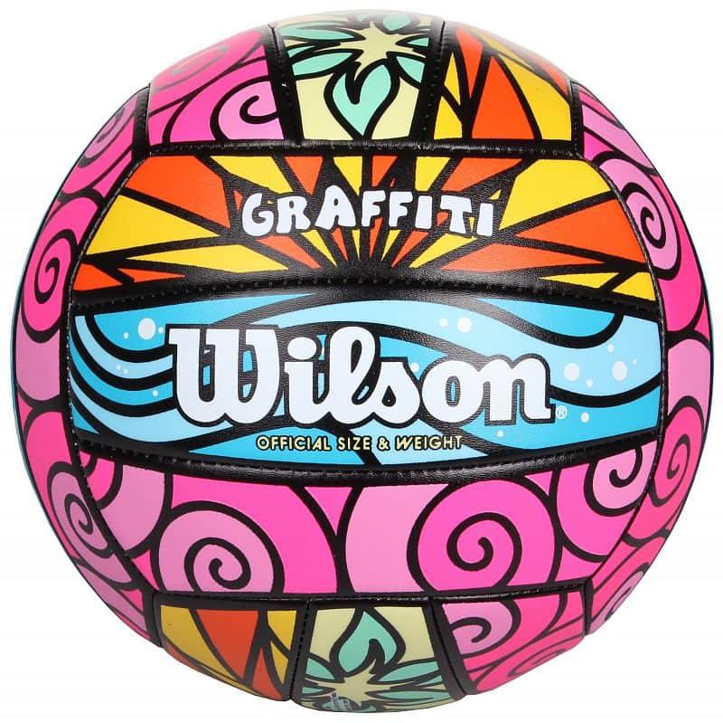 Graffiti volejbalový míč