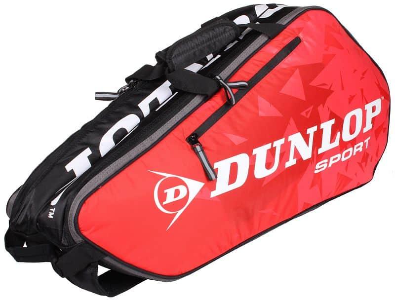 Tour 6 taška na rakety červená