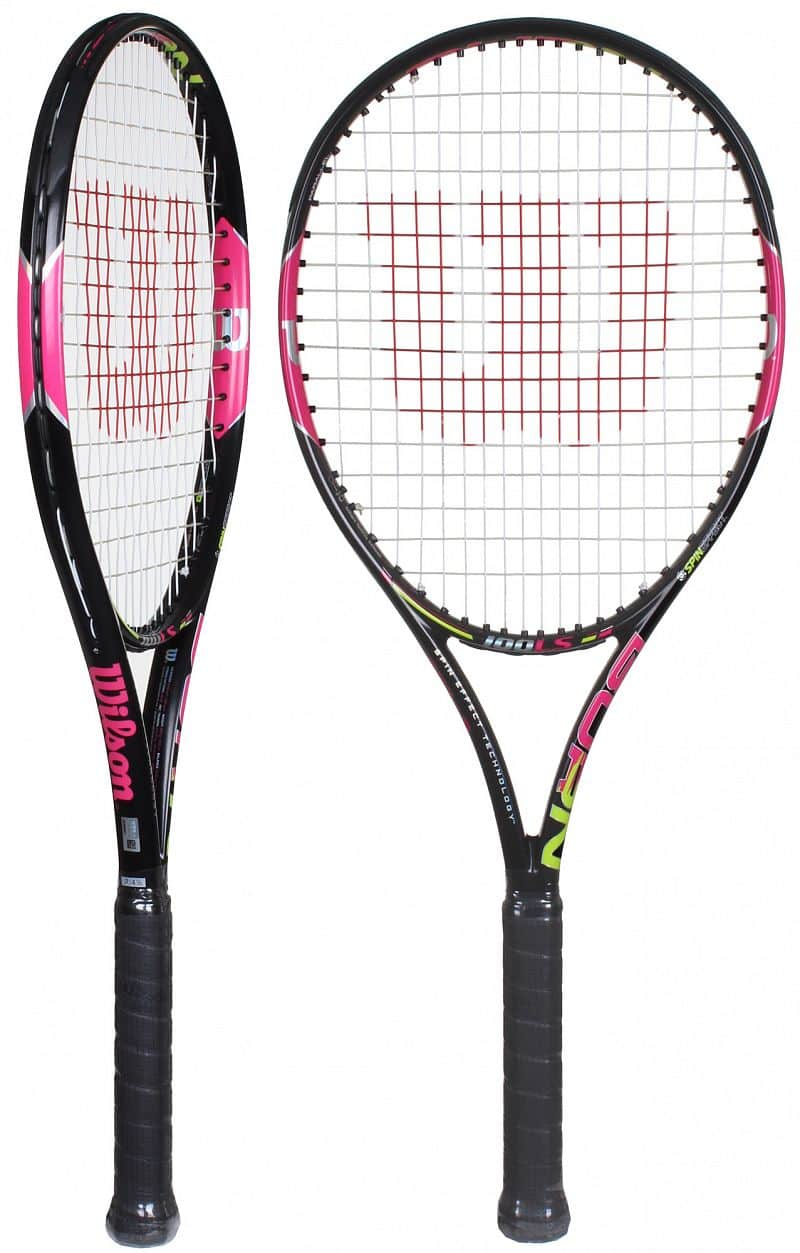 Burn 100LS Pink 2016 tenisová raketa G3