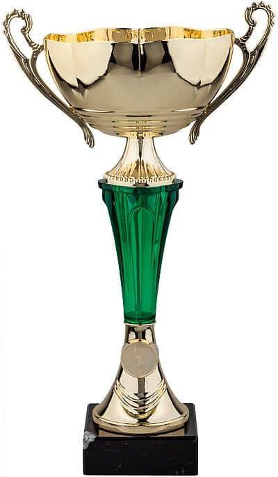 Levně pohár E513 barva: zlatá;výška / šířka: 26 cm