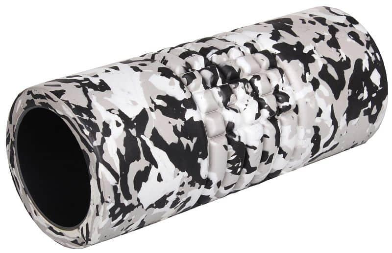 Yoga Roller Camouflage jóga válec, 33x14cm