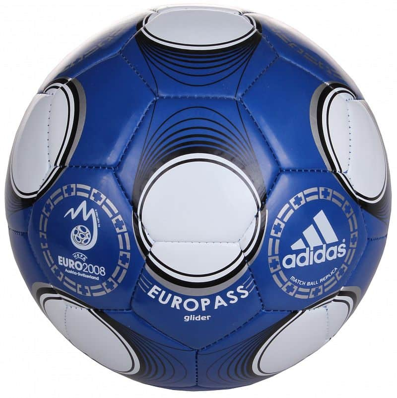 Europass Glider fotbalový míč č. 5