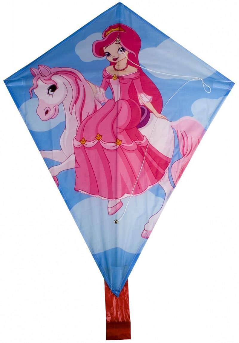 létající drak Princezna