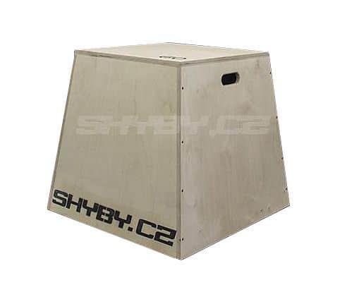 Plyometrická bedýnka Shyby PlyoBOX