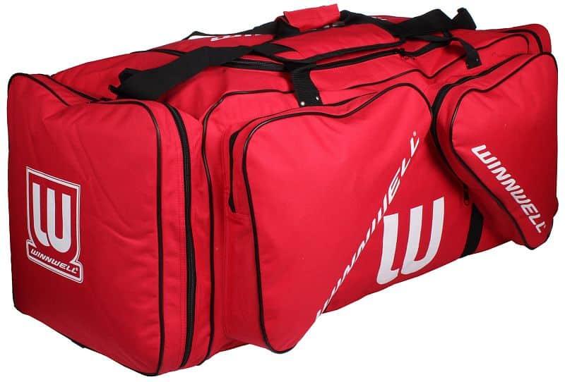Carry Bag hokejová taška barva: černá;velikost oblečení: junior