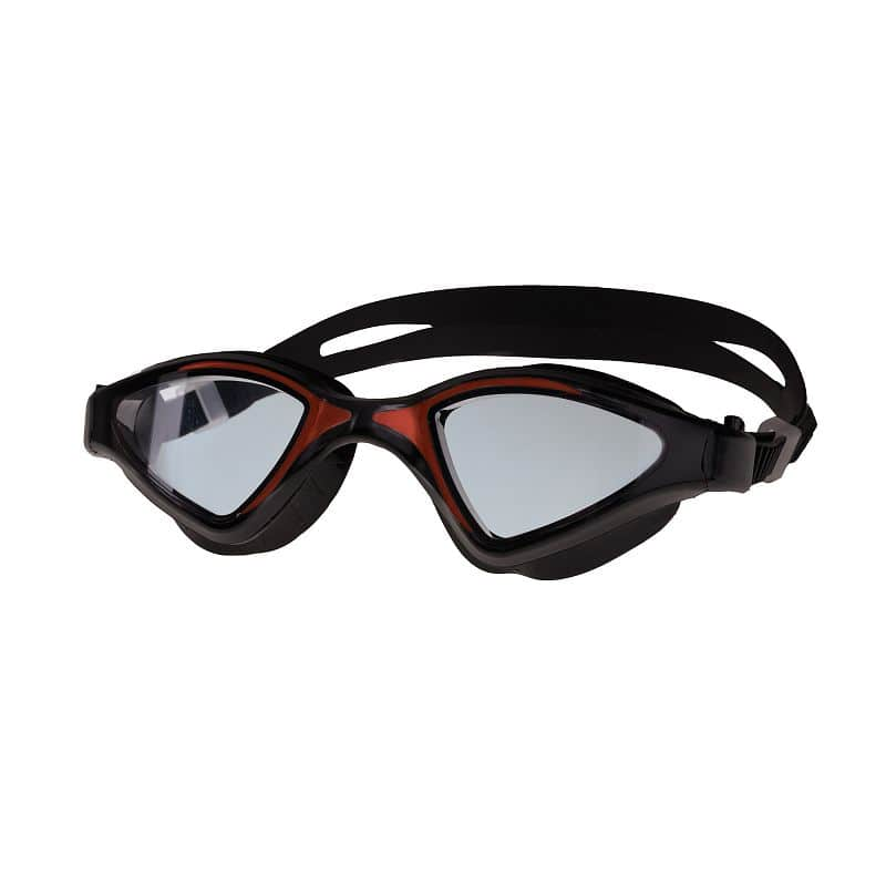ABRAMIS Plavecké brýle černé s červeným