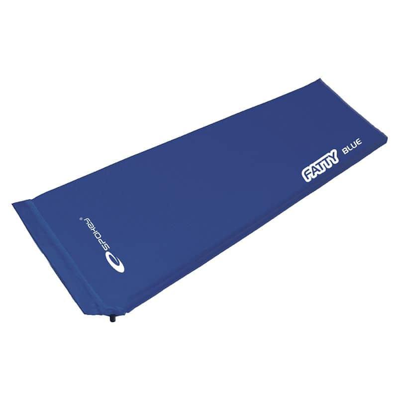FATTY BLUE Samonafukovací matrace 5 cm