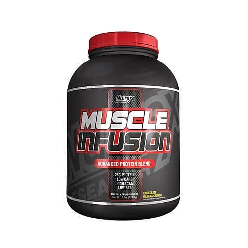 Nutrex Muscle InFusion Black 2270 g