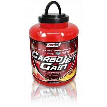 CarboJet™ Gain 15 50g - VÝPRODEJ 50 g Vanilka