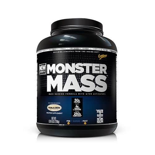 Monster Mass 2700g - VÝPRODEJ