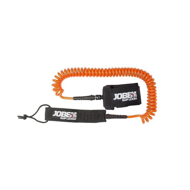 Paddleboard leash Jobe 3 m - oranžová