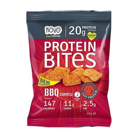 Proteinové chipsy Protein Bites - VÝPREDAJ