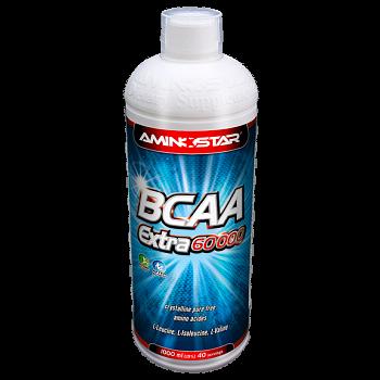 BCAA extra liquid - VÝPRODEJ 1000ml, citron