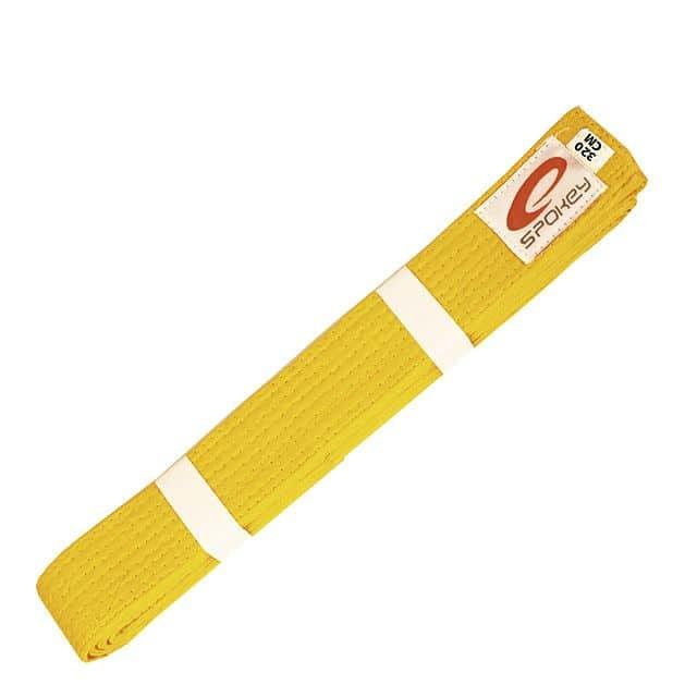 FUGATO-Pás ke kimonu žlutý