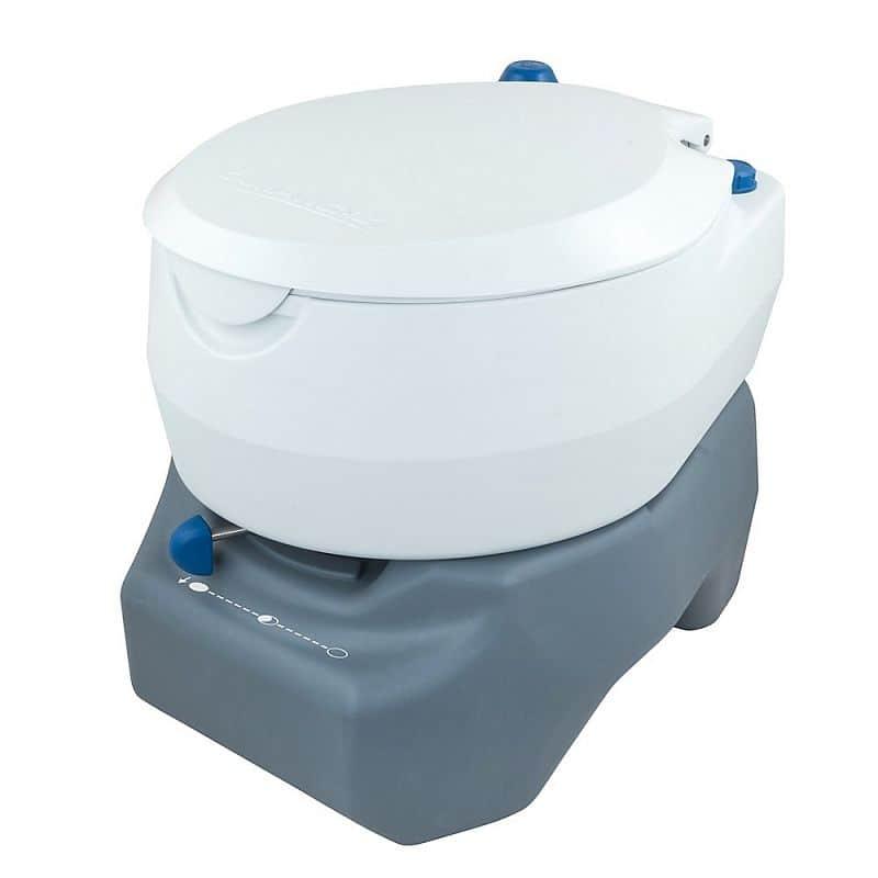 CAMPINGAZ® 20L PORTABLE TOILET, barva bílá/šedá (odpadní nádrž 20L)
