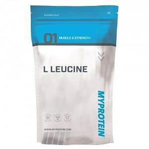 MyProtein L-Leucine 250g - VÝPREDAJ