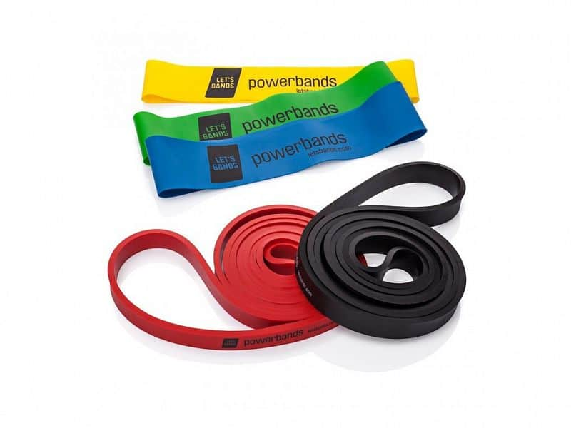 LETS BANDS Power Bands Power Set Pro