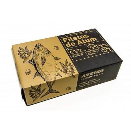 Filety z tuňáka v olivovém oleji AVEIRO 120g