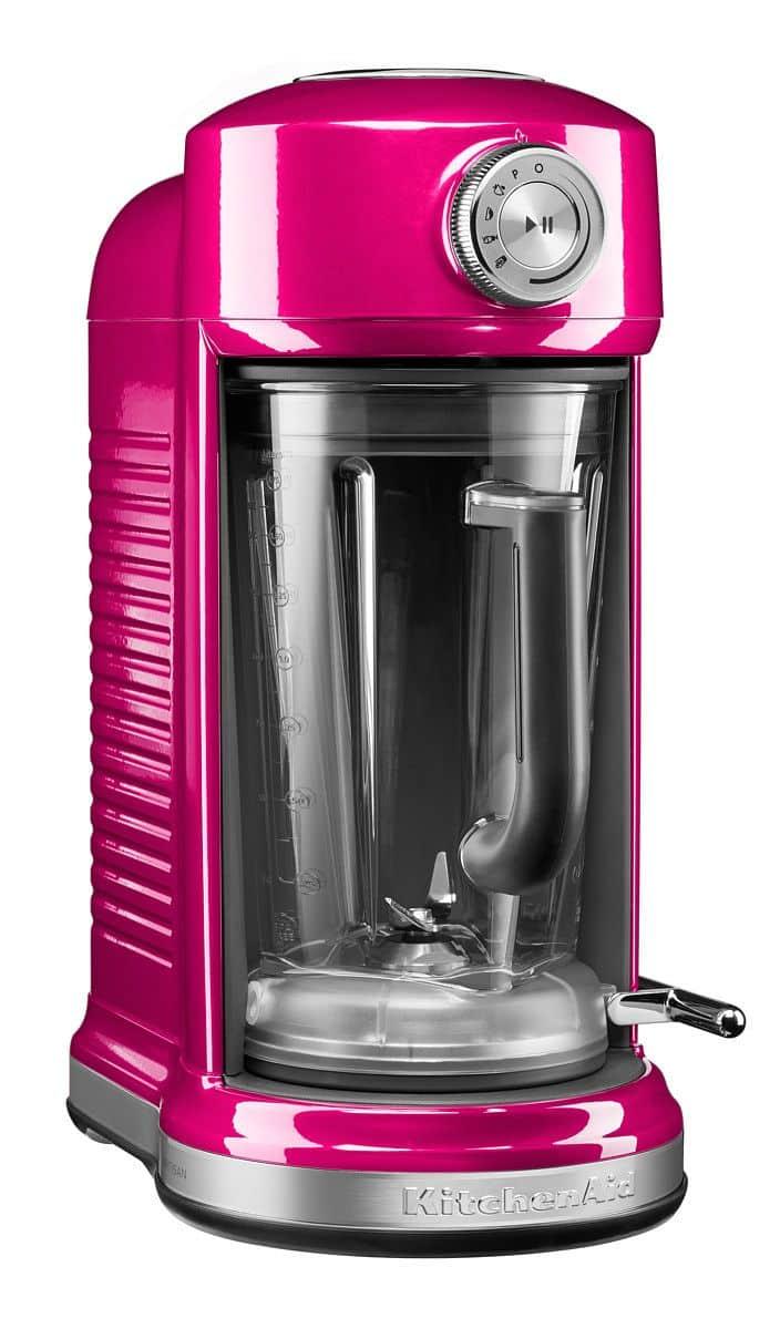 KitchenAid Mixér s magnetickým pohonem 5KSB5080 malinová zmrzlina