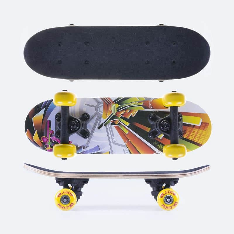 BLOXY Skateboard mini 43 x12,5 cm