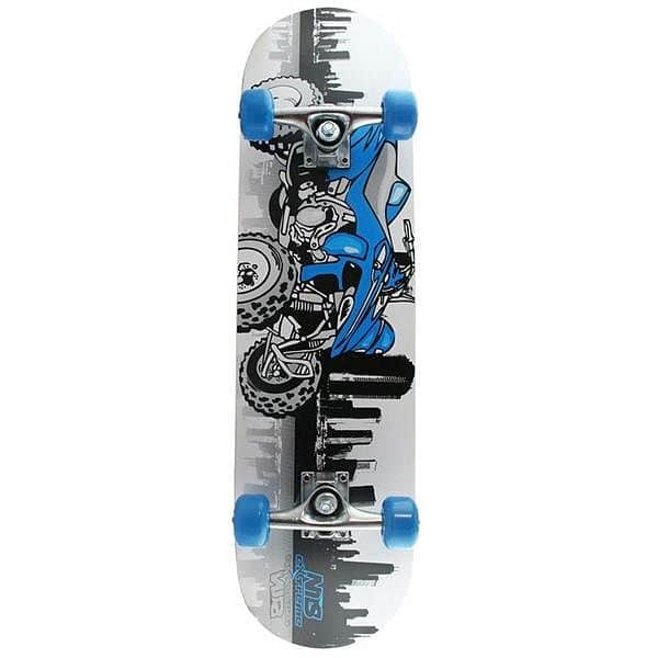 Skateboard NILS Extreme CR3108 SB Speed