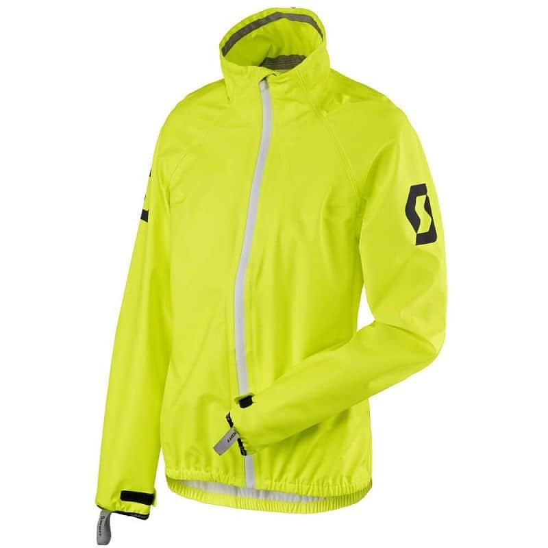 Dámská moto pláštěnka SCOTT W's Ergonomic Pro DP MXVII Barva Yellow, Velikost M (36)