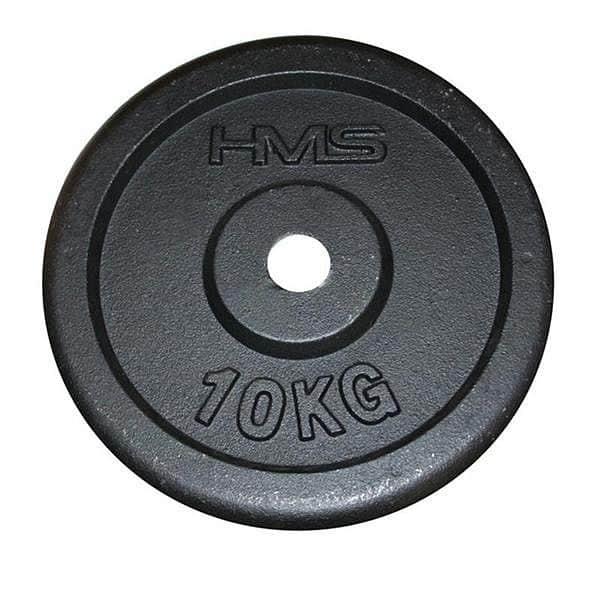 ČERNÝ KOTOUČ 10,0KG HMS