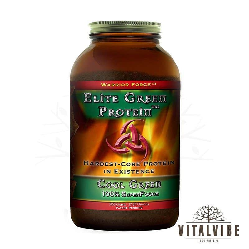 Elite Green Protein Cool Green -500 g