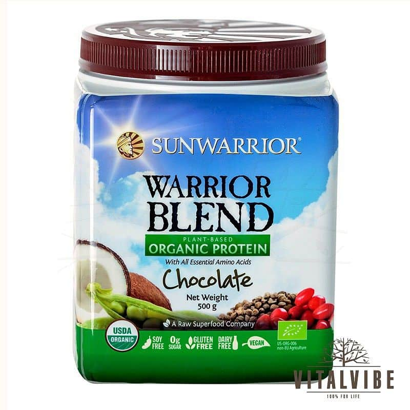 Sunwarrior Warrior Blend 500 g Natural 500g