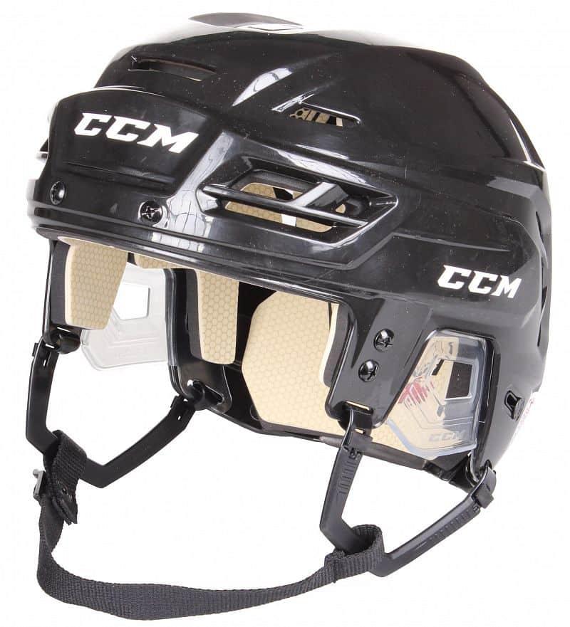 Hokejová helma CCM RES 110 sr černá, vel. S