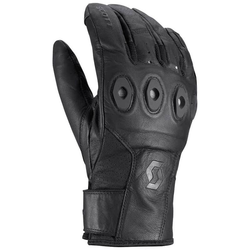 Moto rukavice SCOTT Summer DP Black MXVII Velikost L