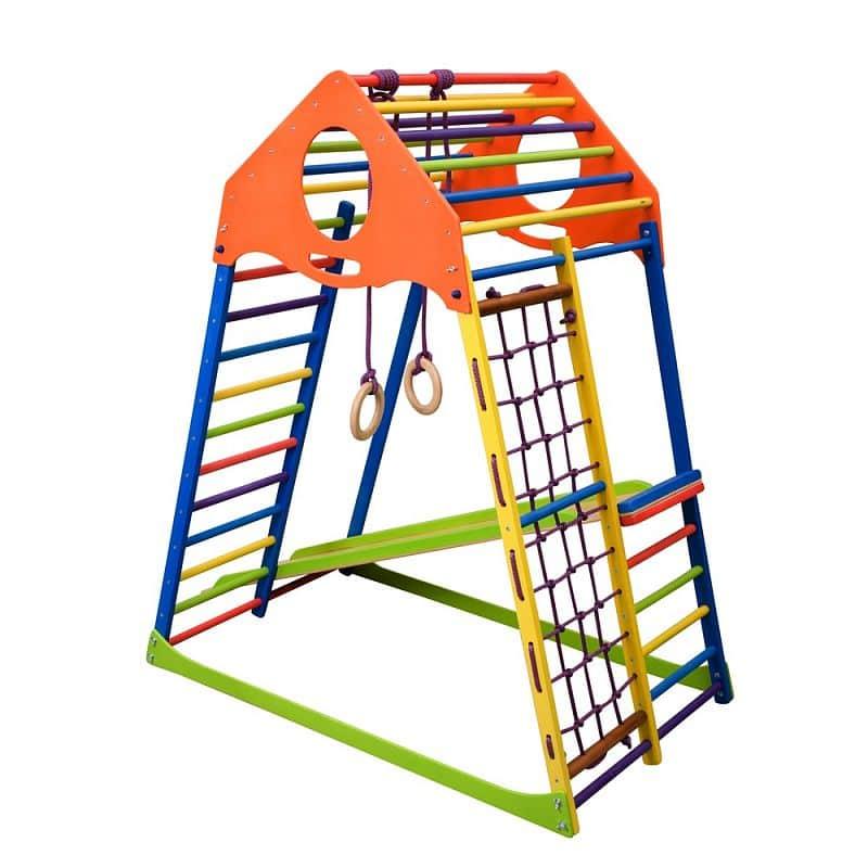 Dětská prolézačka inSPORTline Kindwood Set