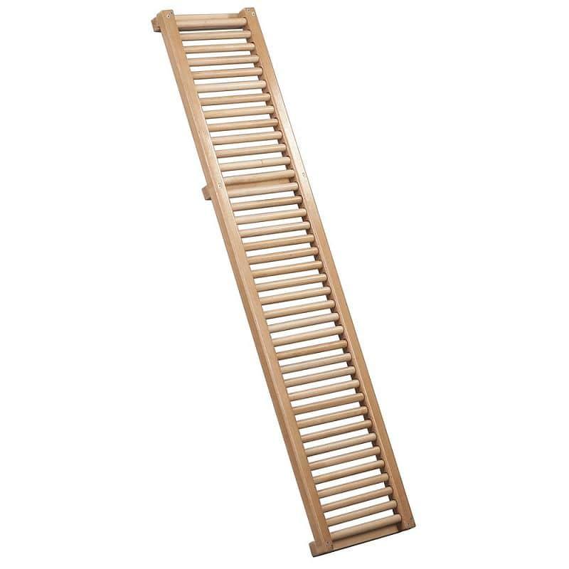 Masážní lavička k žebřinám inSPORTline Kruluc