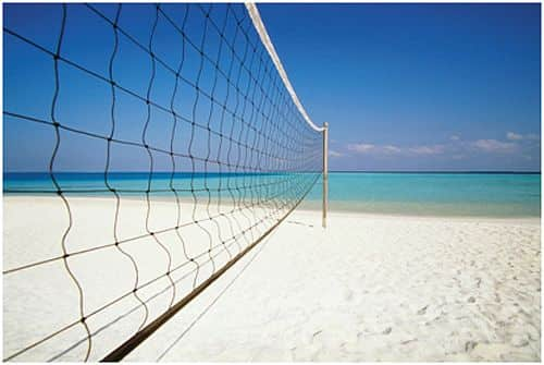 Spartan síť Beach Volley