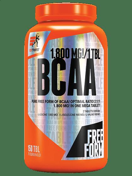 BCAA 1800 mg Mega Tablets 300tbl