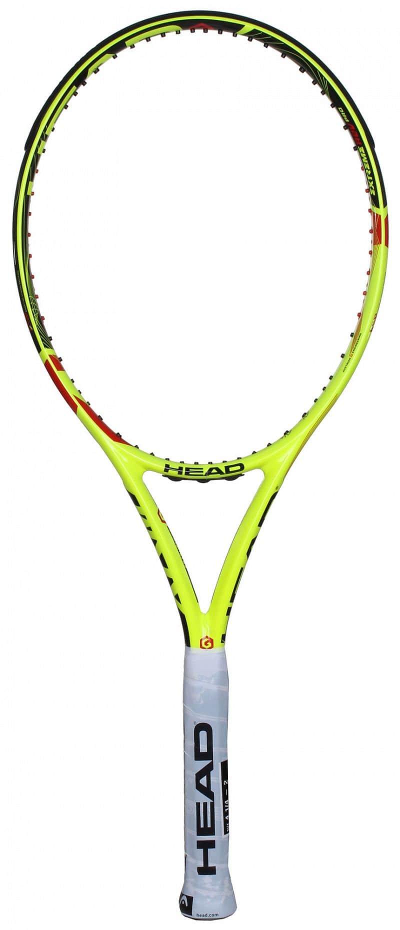Graphene XT Extreme REV PRO 2016 tenisová raketa grip: G1