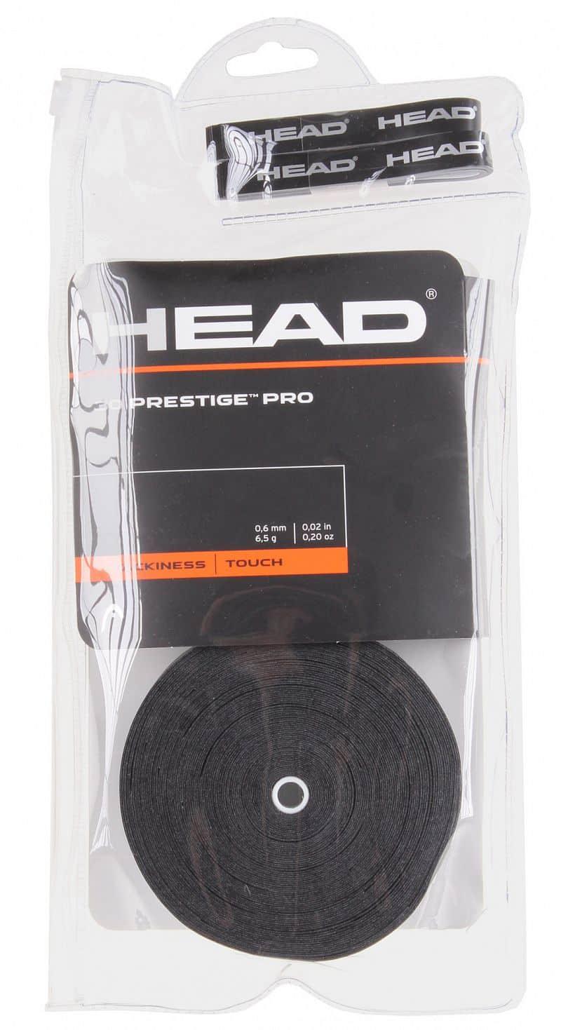 Head Prestige Pro 30ks černá