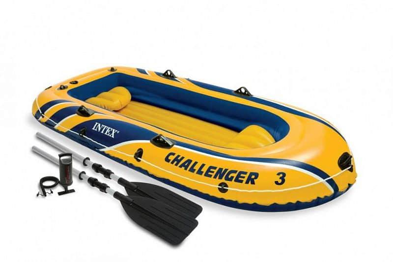 Intex Challenger 3 Set