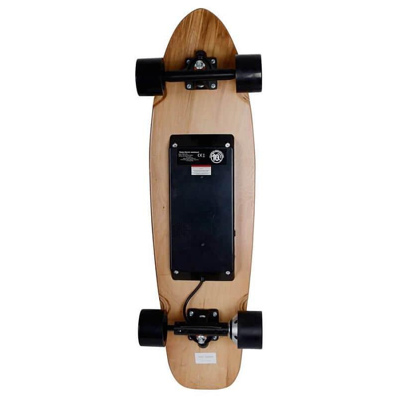 ... Elektrický longboard Skatey 350L wood art ... 857c142e0b