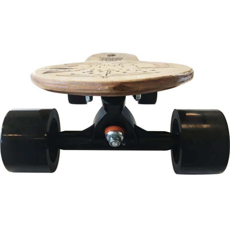 ... Elektrický longboard Skatey 350L wood art 21e50989bc