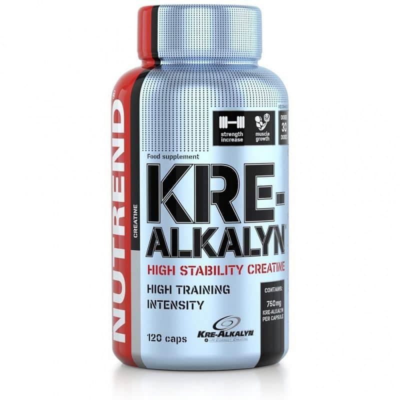 Nutrend Kre-Alkalyn 1500 120 tablet 120kps.