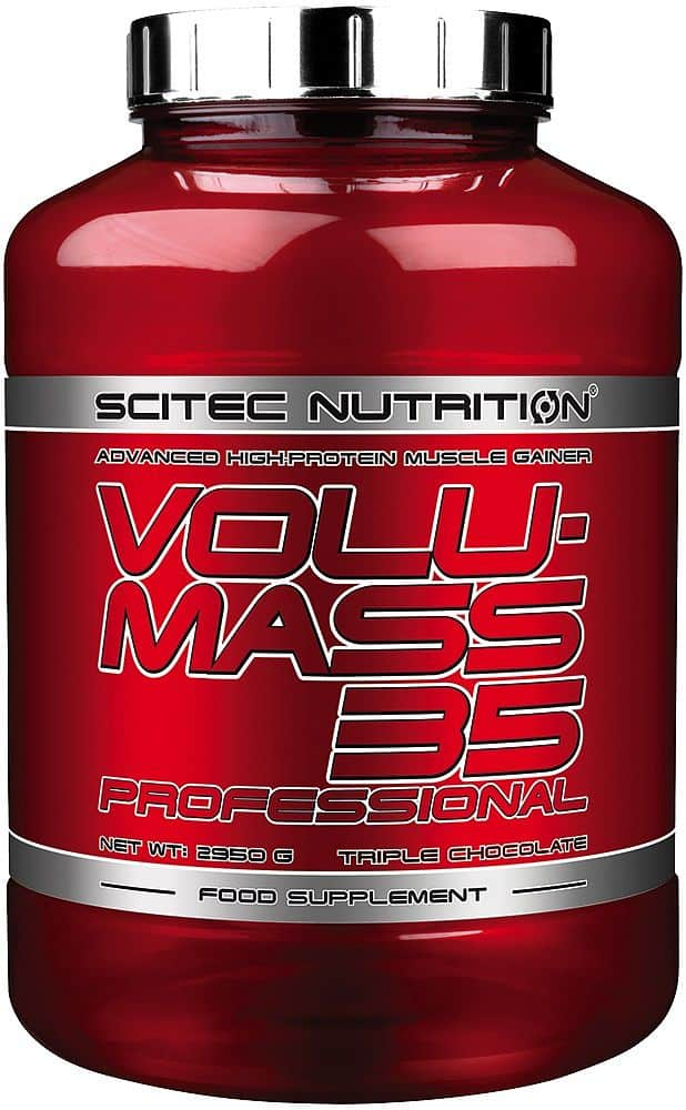 Scitec Nutrition Volumass 35 Professional 1200 g 1200g Čokoláda